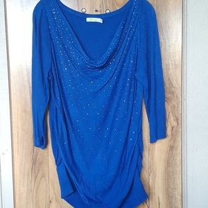 VTG Reitmans Blue Knit 90s Sweater
